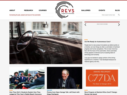 Preview image for Revs Program at Stanford project